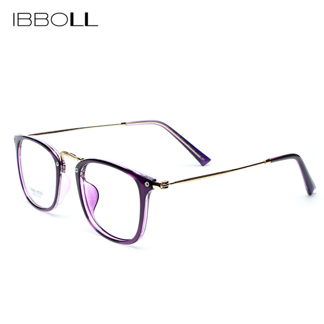 ibboll Luxury Top Brand Optical Frames Glasses for Womens ...