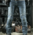 2016 New style jeans Super FIT kevlar D-jeans Moto Jeans weerstand dunne denim broek rally moto broek blauw mannen mode Jeans