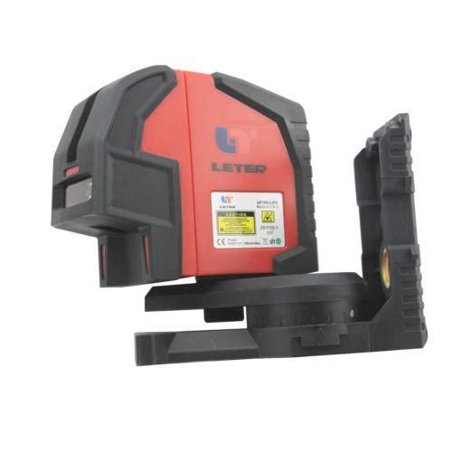 New LETER L2P2 Laser Level Cross Line laser line Plumb laser