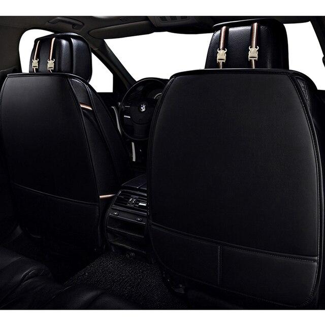 Kokolee-housse de siège de voiture | Pour mazda 3 /3 bk 6 /6 gg / 6 gh 626 cx3 cx5 cx7 demio megane 3 4, accessoires de style automobile