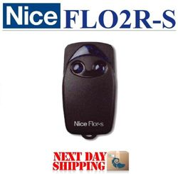 High quality 433 92mhz nice flor s rolling code remote for garage door universal remote.jpg 250x250