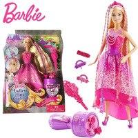 Barbie Búp Bê Ban Đầu Tóc Dài Hoàng Tử Mỹ Girl Dolls Với DKB62 Trẻ Sơ Sinh Boneca Brinquedos Cho Trẻ Em Món Quà Sinh Nhật