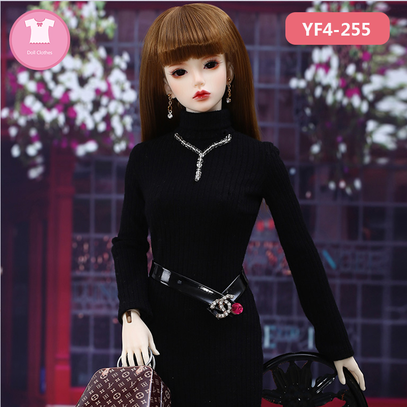 BJD Doll Clothes 1/4 Sexy Dress Beautiful Doll Clothes Summary Link For Fid Girl Body Doll Accessories Luod