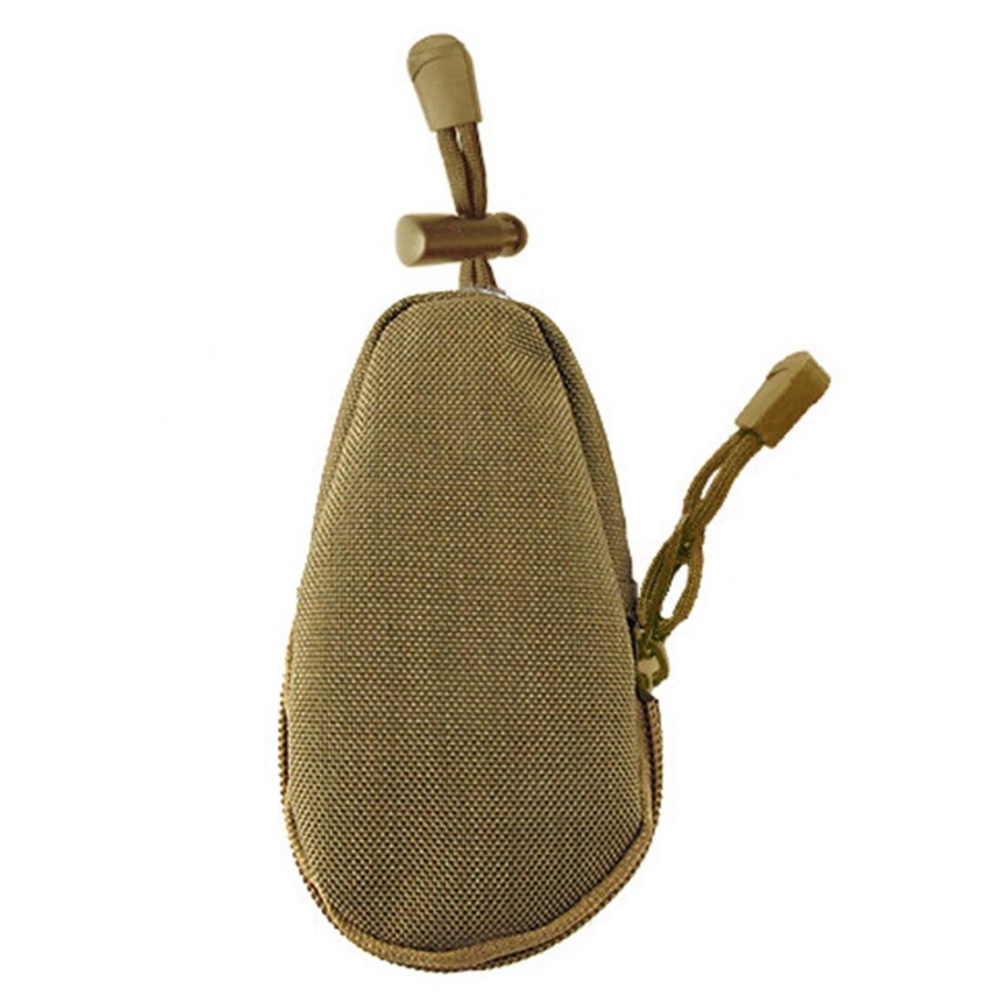 1 Pcs Oxford Tuch Schlüssel Tasche Geld Zipper Münze Tasche Außen Edc Werkzeuge Schlüssel Fall Militär Outdoor Camping Edc Airsoft Taktische Tasche #925