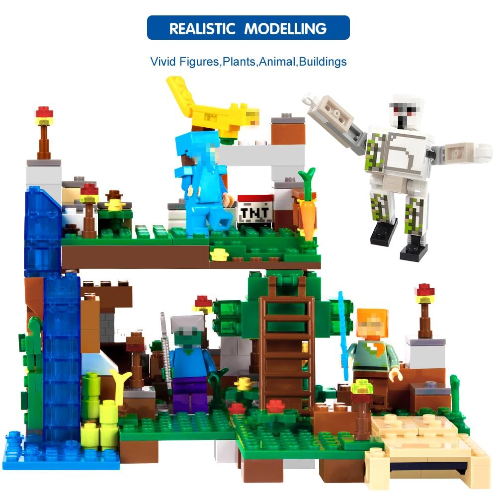 Blocos em 1 crianças brinquedos educativos Play : Construction Toy, Model Building Blocks, educational Toys For Children