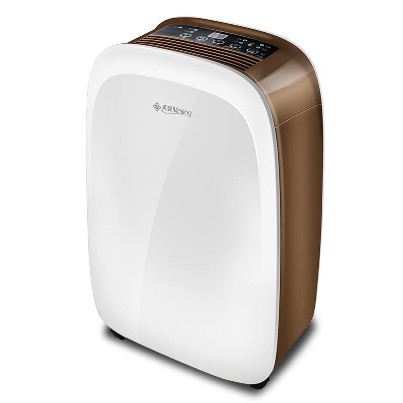 Meiling Household Dehumidifier Bedroom Quiet Basement Bedroom To Wet Dry And Moisture Machine