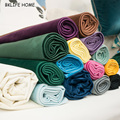 150CM Silk Velvet Fabric Velour Fabric Table Cloth Table Cover Upholstery Curtain Cushion Pillow Fabric Red Blue Brown Green