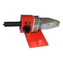 Аппарат для сварки труб REDVERG RD-PW800-63 (Мощность 800 Вт, регулировка температуры 50-300°С, диаметр насадок 20, 25, 32, 40, 50, 63 мм)