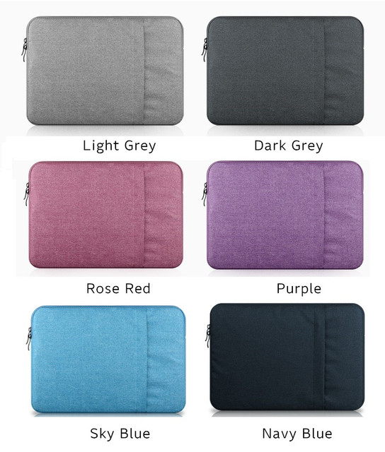 """2020 New Brand aigreen Sleeve Case For Laptop 11"""",13"""",14"""",15,15.6 inch,Bag For Macbook Air Pro 13.3"""",15.4"""",Free Drop Shipping 4"""