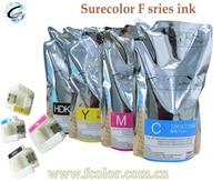 1L Dye Sublimation Tinte Tasche für Surecolor F6000 F6070 F6200 F6270 F7000 F7200 F7270 F7170 F9200 F9270 F9300 F9370 Drucker tinten-in Tinten-Nachfüllkits aus Computer und Büro bei