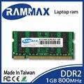 Новый запечатанный SO-DIMM 800 МГц PC2-6400 Ноутбук Памяти ddr2 Ram 1 ГБ 200-контактный/CL6 высоко соответствии со всеми бренда материнские платы для Ноутбуков