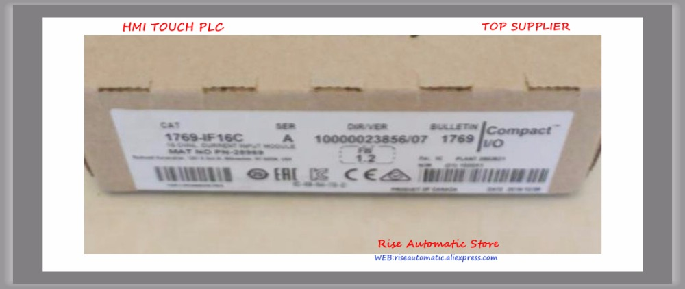New Original PLC Module 1769-OB32 100% test good qualityNew Original PLC Module 1769-OB32 100% test good quality