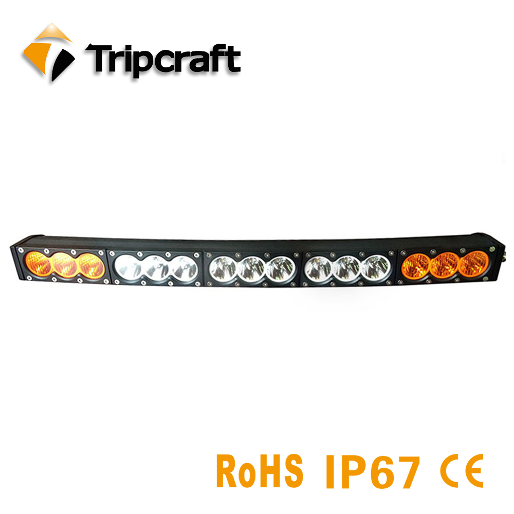 White Amber Yellow Curved LED Light Bar 27.2inch 150W Off-road Light Bar Spot Flood Combo Beam Single row LED Work Diving light 17 inch 108w led light bar spot flood combo light led work light bar off road truck tractor suv 4x4 led car light 12v 24v
