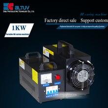 1 kw220v uv portátil máquina, uv pegamento plástico industria especial de control mecánico de la laca que cuece al horno de temperatura