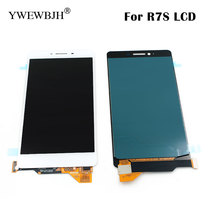 YWEWBJH Grade AAA For OPPO R7S LCD Display and Touch Screen Digitizer Assembly Repla cement Tools