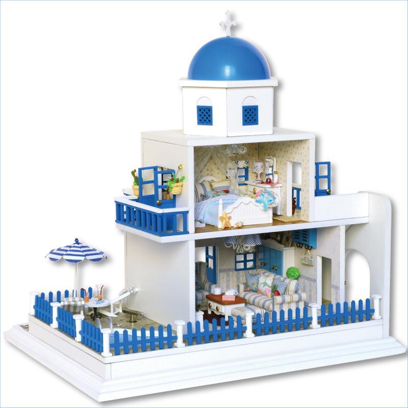 Online Get Cheap Dollhouse Furniture Kits Aliexpresscom