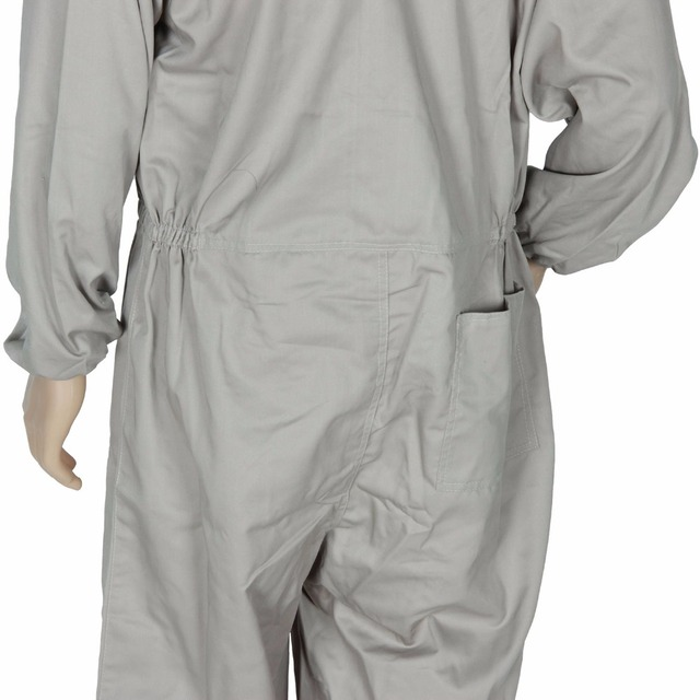 Bee Keeping Suit Removeable Hat Anti-bee Protective Safety Coveralls Smock Equipment Supplies Beekeeping Jacket 5