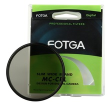 FOTGA 77mm Super Slim Multi Coated MC CPL Circular Polarizing Lens Filter