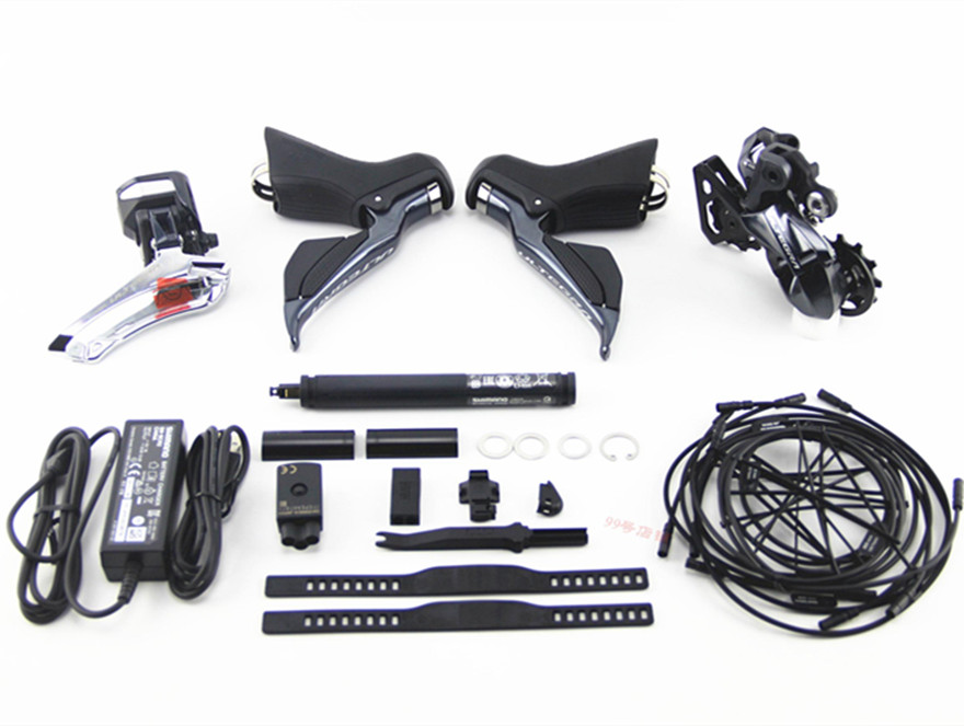 Shimano ULTEGRA 2x11S 22 Speeds R8050 R8060 R8070 Di2 Electric parts Road Bicycle Groupset Bike Kit