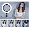 10inch Dimmable LED Selfie Ring Light Studio Photography Photo Fill Ring Light with Tripod for iphone Smartphone Studio Makeup discount