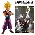 100% Original Dragón BZ Super Son Gohan ROS Resolución de Soldados historieta del anime figuras de acción de juguete modelo KEN TIENDA HU