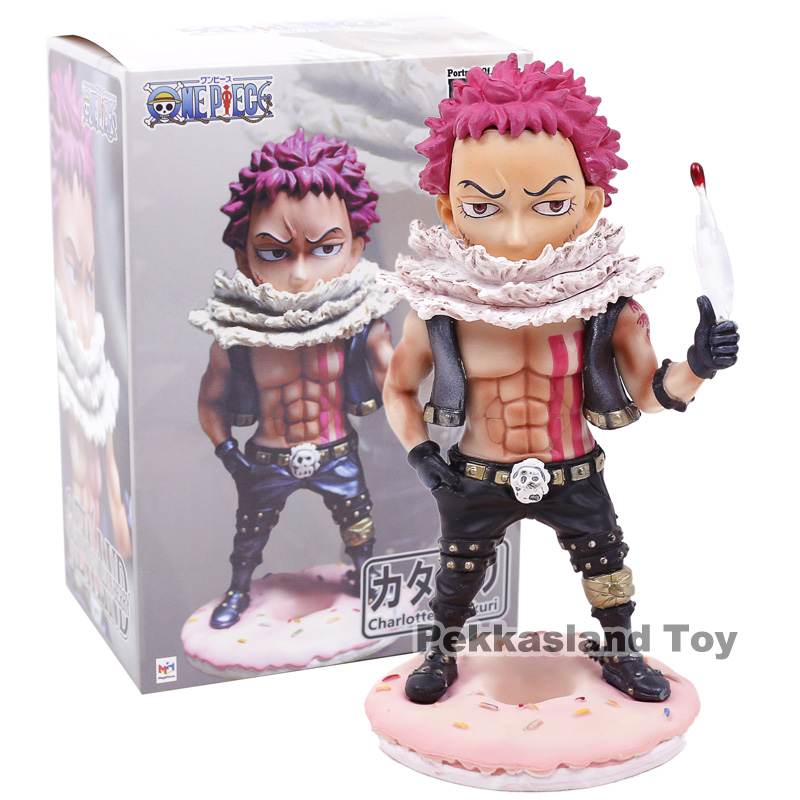 Anime <font><b>One</b></font> <font><b>Piece</b></font> P.O.P Charlotte <font><b>Katakuri</b></font> PVC Action <font><b>Figure</b></font> Collectible Model Toy image