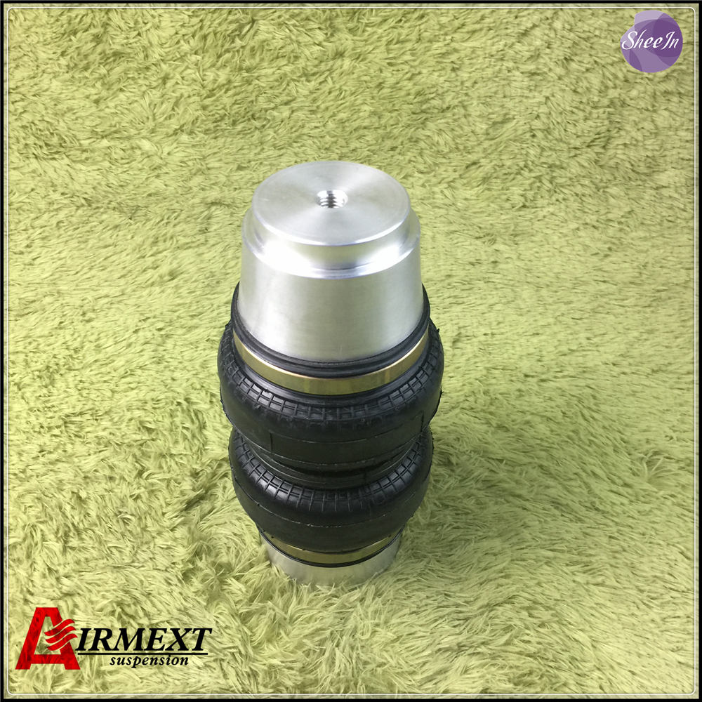 Genesis couple/ rear bellow type air suspension airspring Double convolute rubber shock absorber/pneumatic parts/air suspension