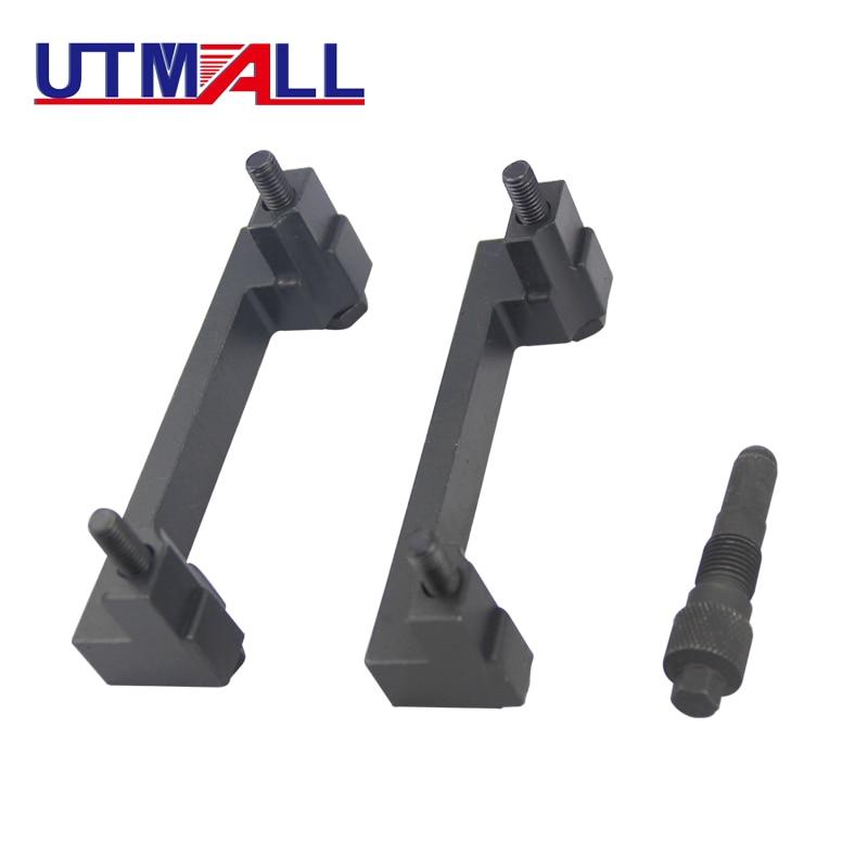 Set 5 pcs Engine Timing Camshaft Locking Tool Kit AUDI VW T40070 T40058 T40071