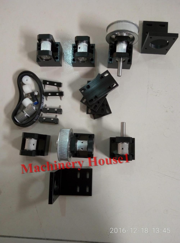 Co2 Laser Cutter Parts Laser Engraving Machine Parts Hardware Transmission Laser head Mechanical Components цена