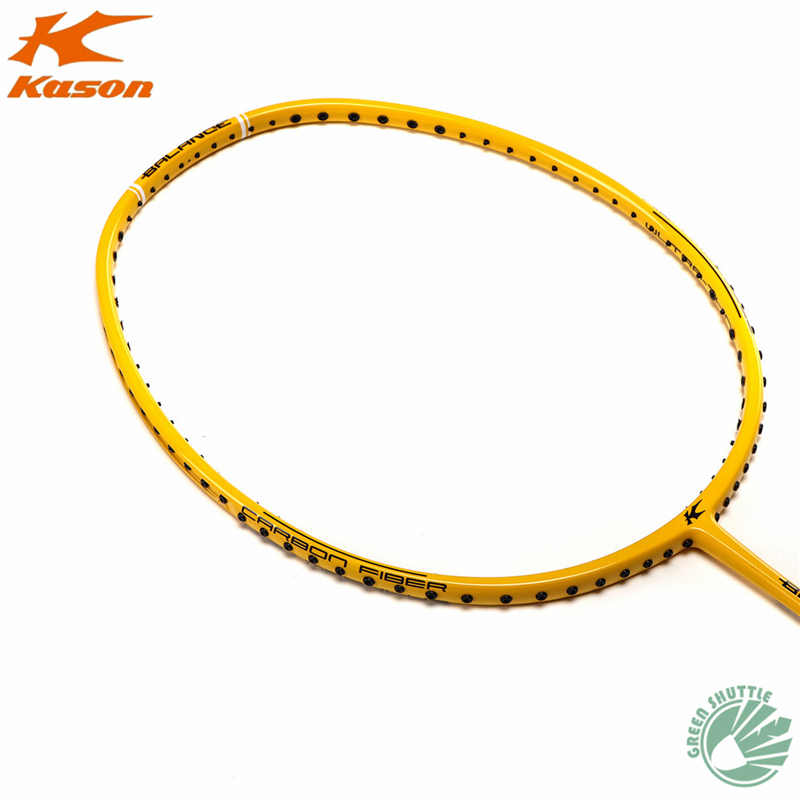 Genuine 2019 Kason Badminton Racket Men And Women Single SuperLight Offensive Type B110 B210 Badminton Racquet With Gift