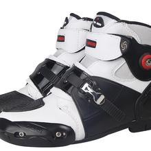 Новинка; RidingTribe; обувь для верховой езды в байкерском стиле; Полусапоги; обувь для гонок; сезон весна-лето; обувь для гонок; Предотвращение столкновений