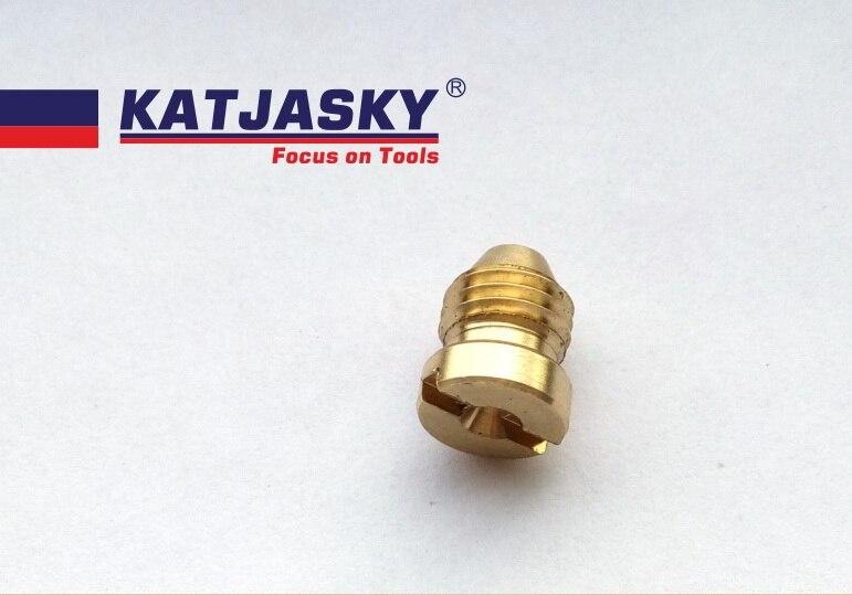 KATJASKY foam generator jet hole dia.1.1mm orifice nozzle screw ...