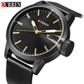 CURREN Watch Mens Luxury Brand Casual Watch Quartz Clock Men Sport Watches Men's Leather Military Wrist Watch Relogio Masculino