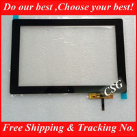 New For 10.1'' Capacitve Touch Screen Panel 80701-0A5858Z Windows 8 Tablet PC Android Touch Digitizer PAD MID Glass