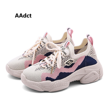 AAdct 2019 summer sports girls shoes new fashion mesh little kids shoes for boys sneakers Brand running children casual shoes цена 2017