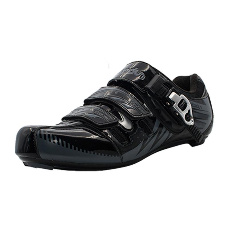 Новинка 2018 года Велоспорт обувь для мужчин осень и зима Открытый велосипед дорожный автомобиль дышащая анти-замок скольжения обувь