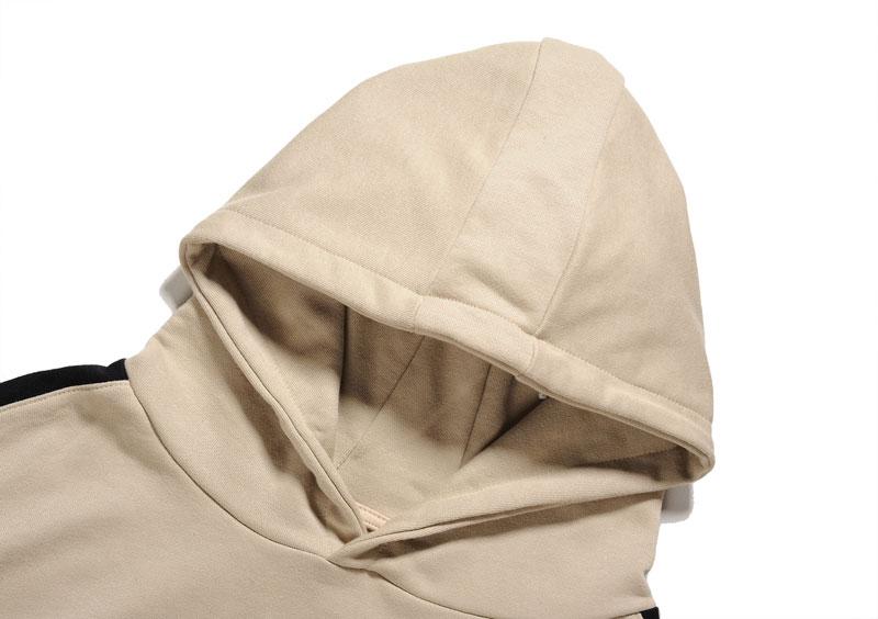 Zipper Sleeve Hoodies 8