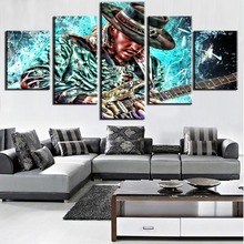5pcs DIY Diamond Painting Guitar master Stevie Ray Vaughan Full Square Diamond Embroidery Mosaic Picture Of Rhinestone H381 stevie ray vaughan stevie ray vaughan texas flood