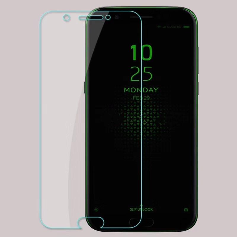 Tempered Glass For Xiaomi Black Shark 3 2 1 Pro Helo Mi BlackShark Screen Protector 9H Protective Film Guard(China)
