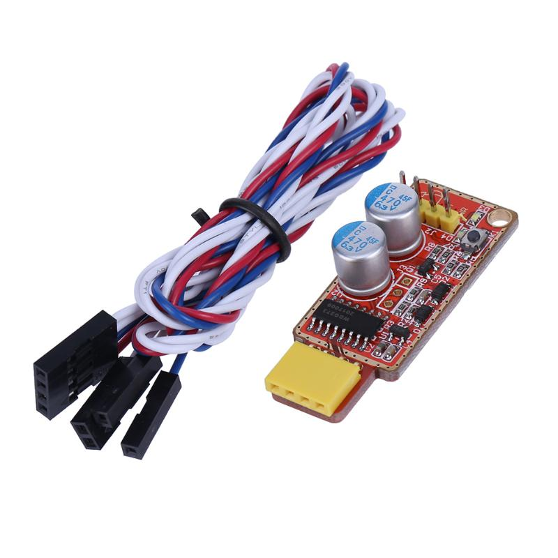 VAKIND 9Pin Watchdog Card Computer Unattended Automatic Restart With Reset Control Cable 50cm For BTC Mining Miner цена