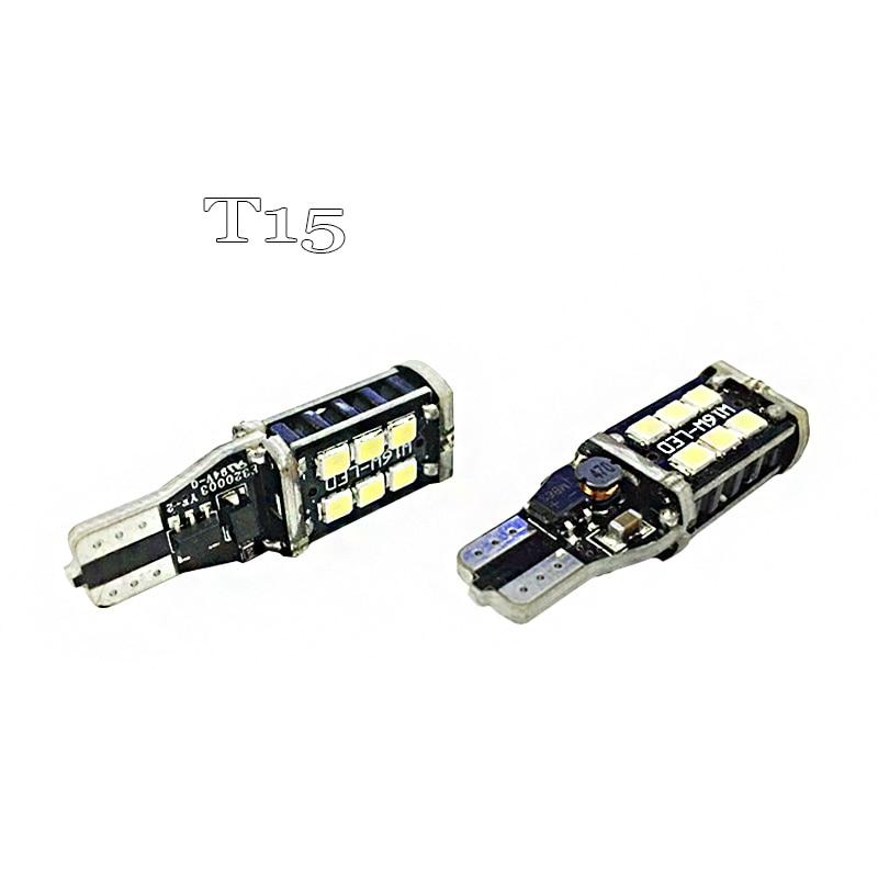 2pcs ylr led w16w led canbus t15 15led 3014smd chip led. Black Bedroom Furniture Sets. Home Design Ideas