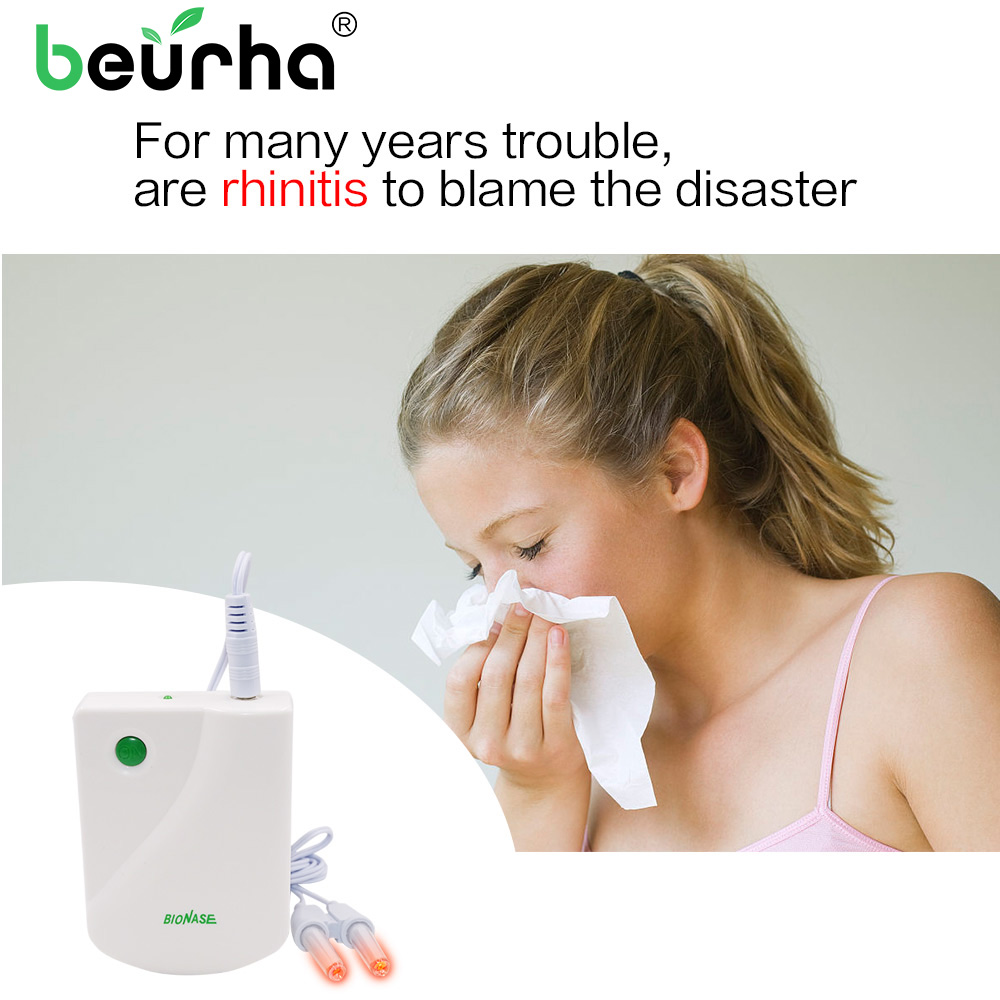 Therapy-Machine Proxy Nose-Care Pulse-Laser Rhinitis Cure Low-Frequency No.1 Bionase