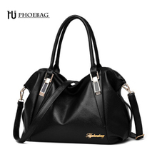 HJPHOEBAG Женщины мода досуг Hobos сумка леди кожи высокого качества посыльного сумки роскошные кожаные сумки bolsas Z-32