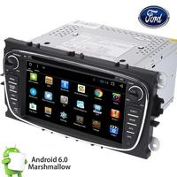 Android 6 0 Car DVD Player In Dash Car Styling Doubel Din GPS Nav Radio DVR