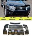 Aerodynamic front bumperfor Renault Duster 2010-2014 ABS plastic design front bumper Best quality sport style car styling