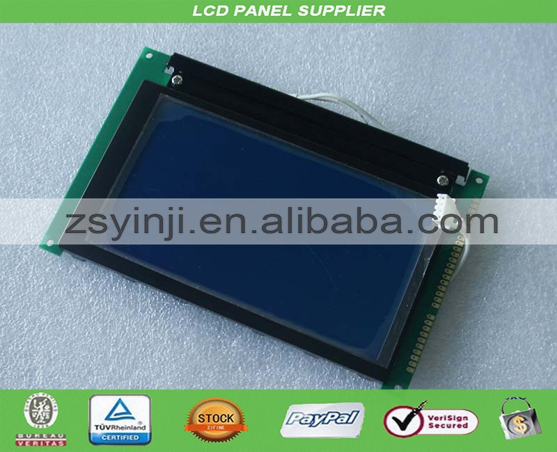 replace LCD Panel LMG7412PLFF
