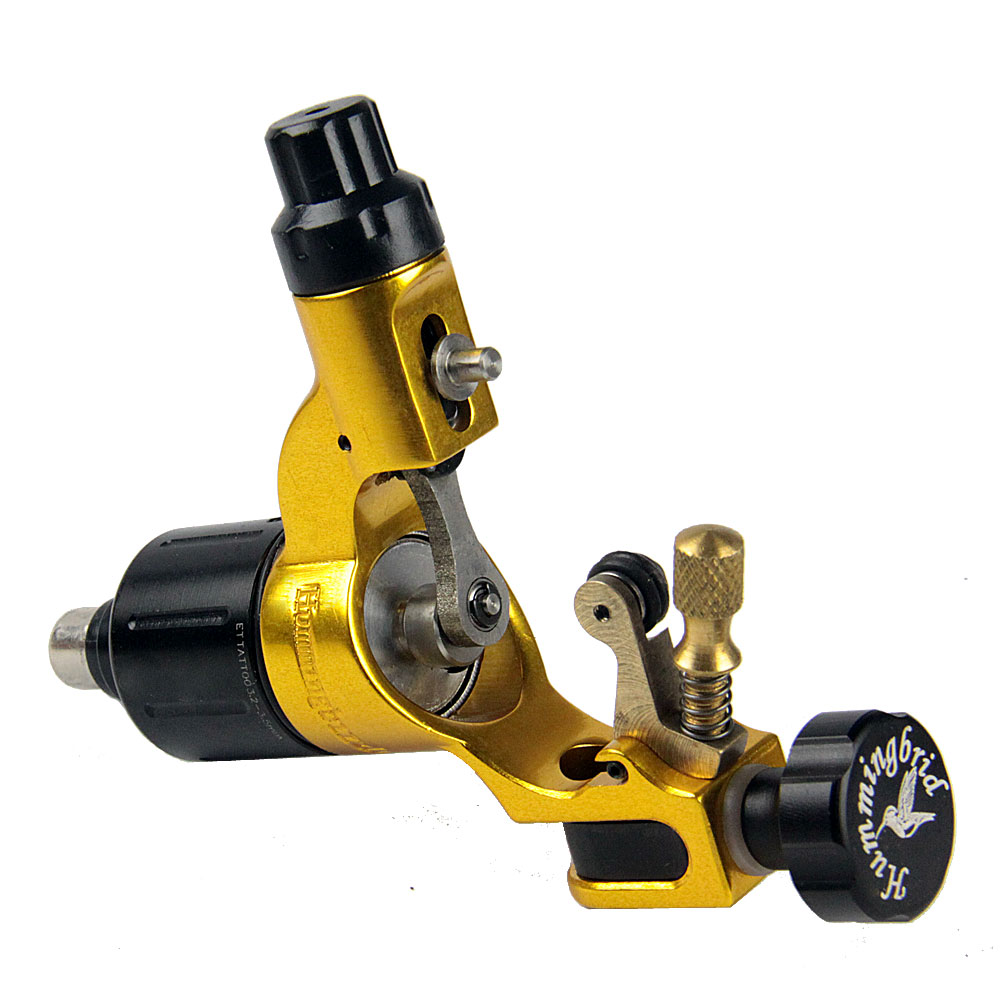 Original Tattoo Machine Hummingbird V2 Rotary Tattoo Machine Swiss Motor Shader & Liner Rotary Gun Assorted Tatoo Motor Gun wholesale 160g set 60 platinum blonde 7a real hair brazilian clips in extensions real straight full head high quality