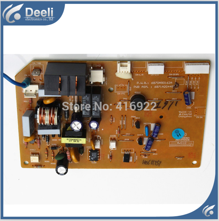 95% new good working for LG air conditioning Computer board 6871A20445P 6870A90162A LS-J2310HK J261 control board on sale 95% new for haier refrigerator computer board circuit board bcd 198k 0064000619 driver board good working