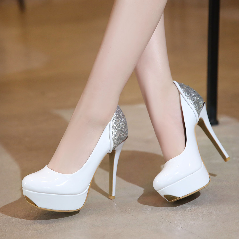Online Get Cheap Cheap White Heels -Aliexpress.com | Alibaba Group
