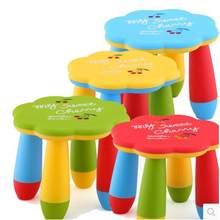 Children's tables and chairs. The plum blossom stool(China)